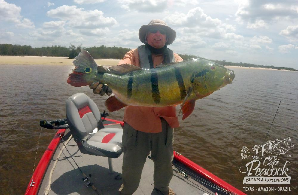 BIG FISH ON TAPE BUSTER'S 22lbs